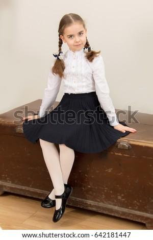 Ebony messy favorite secretary