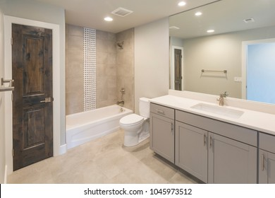 Beautiful luxury Bathroom