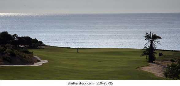 Beautiful Luxury Golf Course on the Pacific Ocean in Mexico