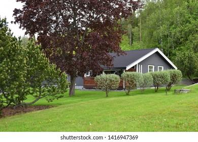 Norwegian Garden Images Stock Photos Vectors Shutterstock