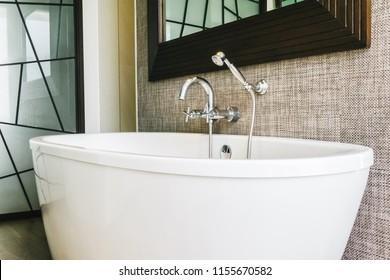 Bathtub Images, Stock Photos & Vectors | Shutterstock on asian gardening ideas, asian tiles bathroom, asian style bathroom, asian bathrooms with tub and shower, asian bathroom sign, asian bathroom makeovers, asian bathroom colors, contemporary bathroom designs ideas, asian bathroom doors, asian furniture ideas, asian photography ideas, asian inspired bathrooms, red and black bathroom decorating ideas, small master bedroom decorating ideas, asian luxury bathrooms, asian bathroom art, cheap bathroom makeover ideas, asian bathroom vanities, asian bathroom sets, asian bedroom ideas,