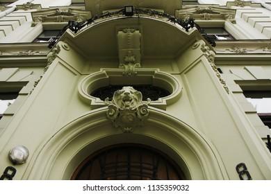 Beautiful Lviv architekture, Ukraine