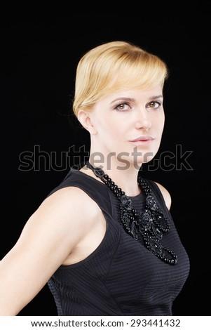 Blacks on mature blondes