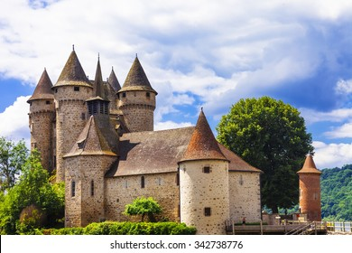 beautiful medieval castles of France - Chateau de val