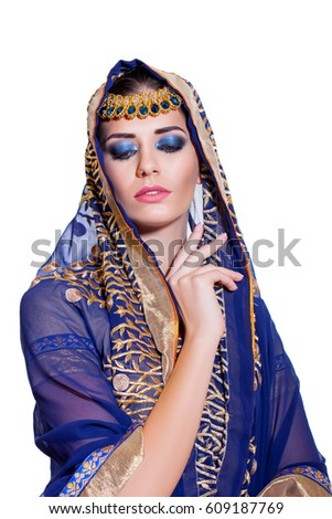 Middle eastern women posing images 892