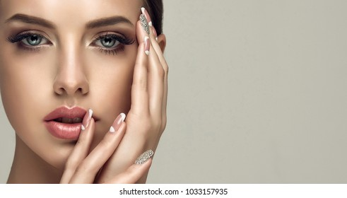 Nails Images, Stock Photos & Vectors | Shutterstock