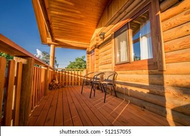 Beautiful modern terrace lounge with pergola