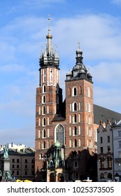 Beautiful moments of travel. Tour of Krakow.