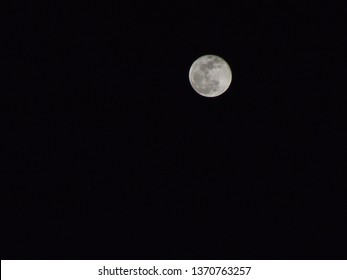 Beautiful moon picture