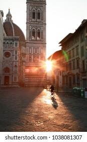 Beautiful  morning in Firenze