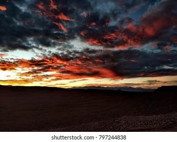 Beautiful Morocco Sunset