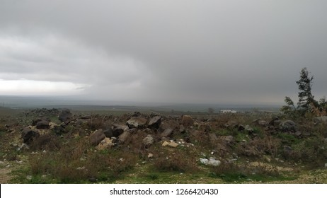 beautiful mother nature view, Golan Heighlands