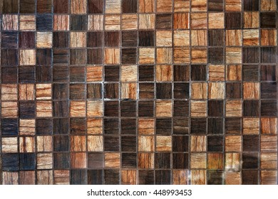 Beautiful multicolored ceramic tiles, pattern, texture, background
