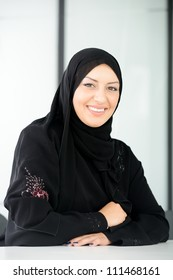 Beautiful muslim arabic woman