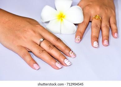Beautiful nails for women