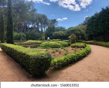 Beautiful natural Park  in Palma de Mallorca