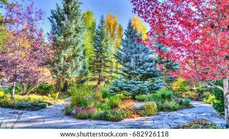 Beautiful Natural Wallpaper World Stock Photo Edit Now 682926118