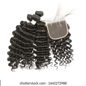 Beautiful naturally curl and wave bundle hair