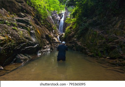 Beautiful nature landscape of Gunung Pulai Johor
