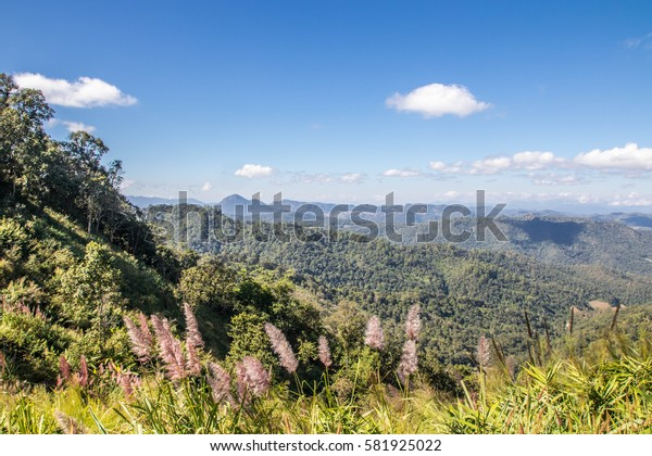 Beautiful nature and landscape of Pai, Mae-Hong-Sorn, Thailand