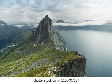 Beautiful Nature Norway natural landscape aerial photography