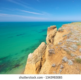 Beautiful nature and seascape. Composition of nature.
