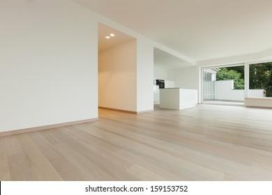 beautiful new apartment, modern interior