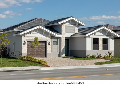 Beautiful new construction residential homes in Florida