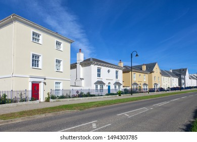 Beautiful and newly built english houses