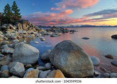 Beautiful North Lake Tahoe