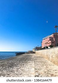 Beautiful Novigrad Istria Croatia adriatic sea