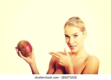 Excellent phrase Fruit look like naked girl