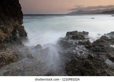 Beautiful ocean landscape