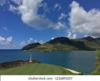 Beautiful Oceanfront Golf hole