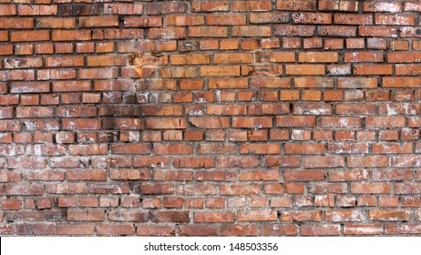 beautiful old brick wall background