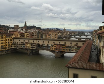 Beautiful Old Bridge, Florence