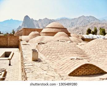 Beautiful old village in IRAN
