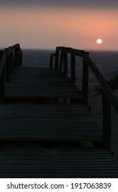beautiful orange sunset, beautiful photo