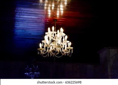 Beautiful ornamental lamps