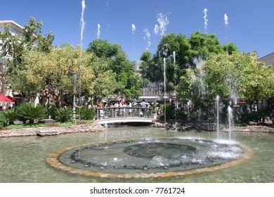 Beautiful Outdoor Water Fountain