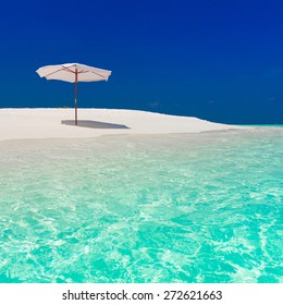 beautiful parasol and sunbed blue sun sea tropical nature background holiday luxury  resort island atoll about coral reef amazing  fresh  freedom snorkel adventure. Coconuts
