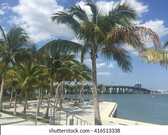 Beautiful park in Miami-Dade County overlooking Biscayne Bay.