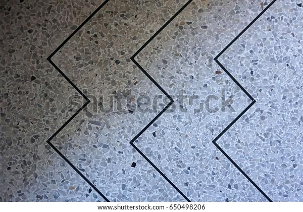 Beautiful Patterntexturesurface Background Terrazzo Floor