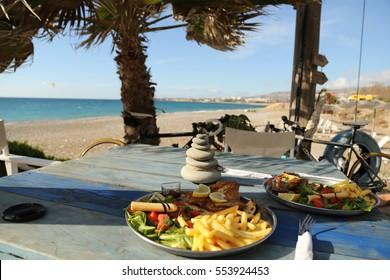 beautiful photo of the beach, the sea and the coastal area