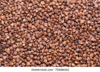 beautiful photo of close up of buckwheat seed