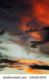 Beautiful Photo of the sky with clouds