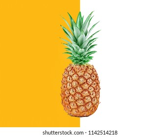 beautiful pineapple wallpaper