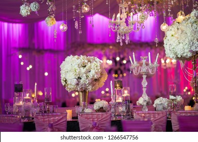 Beautiful Pink Decoration for Events