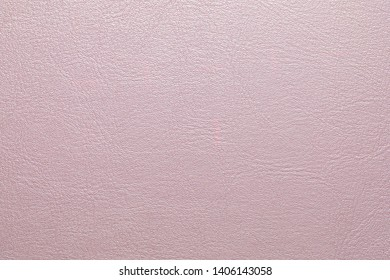 Beautiful pink leather artificial leather texture background