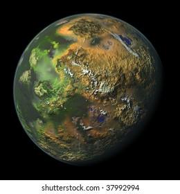 Beautiful Planet Earth # 1